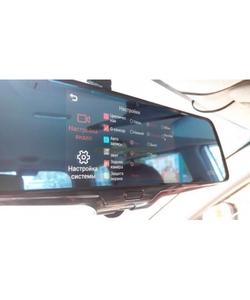 Зеркало с видеорегистратором Eplutus D36
