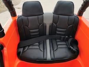 Детский автомобиль Toyland JC666 24V оранжевый