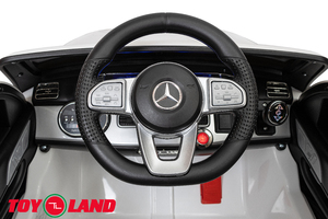 Детский автомобиль Toyland Mercedes-Benz GLE 450 белый