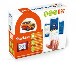 Автосигнализация StarLine D97 2SIM LTE-GPS