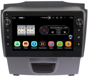 Штатная магнитола Chevrolet Trailblazer II 2012-2016 (тип 1) LeTrun BPX609-9054 на Android 10 (4/64, DSP, IPS, с голосовым ассистентом, с крутилками)