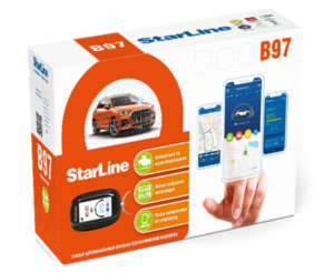 Автосигнализация StarLine B97