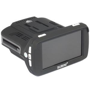 Видеорегистратор с радар-детектором Subini STR XT-9