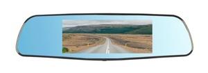 Видеорегистратор в зеркале заднего вида Dunobil Spiegel Saturn (2 камеры)