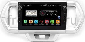 Штатная магнитола Toyota Passo III 2016-2021 LeTrun BPX409-1056 на Android 10 (4/32, DSP, IPS, с голосовым ассистентом, с крутилками)