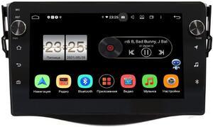 Штатная магнитола Toyota RAV4 (XA30) 2006-2013 LeTrun BPX409-9086 на Android 10 (4/32, DSP, IPS, с голосовым ассистентом, с крутилками)