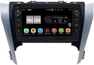 Штатная магнитола LeTrun BPX409-3103 для Toyota Camry V50 2011-2014 (9 дюймов) на Android 10 (4/32, DSP, IPS, с голосовым ассистентом, с крутилками)
