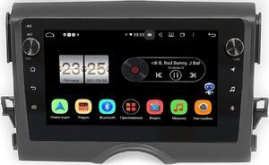 Штатная магнитола Toyota Mark X, Reiz 2009-2019 LeTrun BPX609-168 на Android 10 (4/64, DSP, IPS, с голосовым ассистентом, с крутилками)