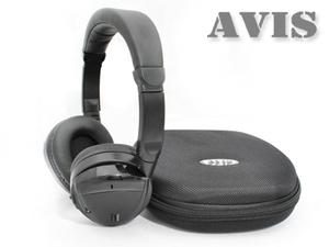 Беспроводные ИК наушники AVEL AVS002HP (двухканальные)