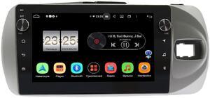 Штатная магнитола LeTrun BPX409-772 для Toyota Vitz III (XP130) 2014-2019 на Android 10 (4/32, DSP, IPS, с голосовым ассистентом, с крутилками)