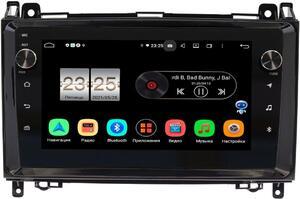 Штатная магнитола Volkswagen Crafter 2006-2016 LeTrun BPX609-9148 на Android 10 (4/64, DSP, IPS, с голосовым ассистентом, с крутилками)