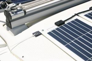 Система автономного питания на солнечных панелях DC-40W (4 панели+Titan HW-140W6)
