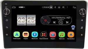 Штатная магнитола LeTrun BPX609-9373 для Toyota Avensis 2 (2003-2008) черная на Android 10 (4/64, DSP, IPS, с голосовым ассистентом, с крутилками)