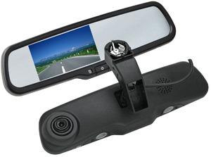 Зеркало видеорегистратор SWAT VDR-BW-38