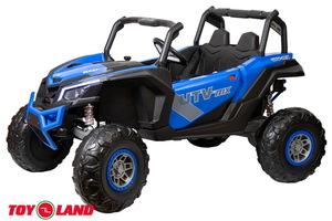 Детский багги Toyland 24V ХМХ 613 4х4 Синий