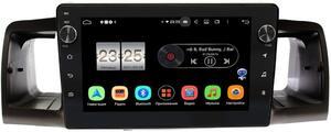 Штатная магнитола Toyota Corolla IX 2000-2007 LeTrun BPX609-9074 на Android 10 (4/64, DSP, IPS, с голосовым ассистентом, с крутилками)