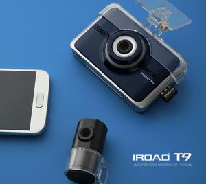Видеорегистратор IROAD T9