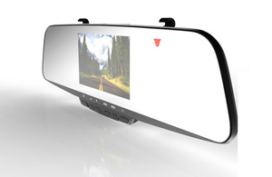 Накладка на зеркало с видеорегистратором Artway AV-630