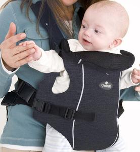 Рюкзак-переноска для детей Clippasafe Carramio, синий