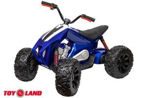 Детский квадроцикл Toyland ATV YAF 7075 синий