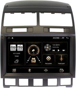 Штатная магнитола LeTrun 4166-9195 для Volkswagen Touareg 2002-2010 на Android 10 (4G-SIM, 3/32, DSP, QLed)
