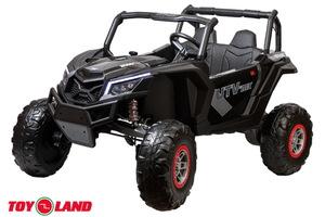 Детский багги Toyland 24V ХМХ 613 4х4 чёрный