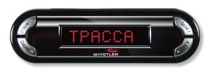 WHISTLER PRO 3600ST Ru GPS