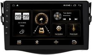 Штатная магнитола Toyota RAV4 (XA30) 2006-2013 LeTrun 4166-9086 на Android 10 (4G-SIM, 3/32, DSP, QLed)