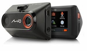 Видеорегистратор с GPS-сопровождением Mio MiVue 765