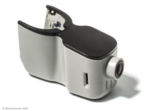 Штатный автомобильный Ultra HD (1296P) видеорегистратор с GPS AVS400DVR (#101) для AUDI (с датчиком дождя)