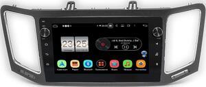 Штатная магнитола LeTrun BPX409-404 для Volkswagen Sharan 2010-2021 на Android 10 (4/32, DSP, IPS, с голосовым ассистентом, с крутилками)