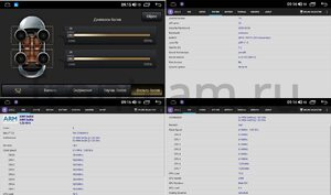 Штатная магнитола Volkswagen Polo 5 2009-2021 LeTrun BPX409-9091 на Android 10 (4/32, DSP, IPS, с голосовым ассистентом, с крутилками)