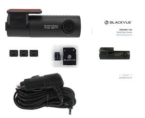 Видеорегистратор BlackVue DR590W-1CH