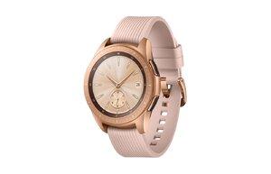 Часы Samsung Galaxy Watch 42 мм rose gold (SM-R810NZDASER)