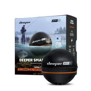 Эхолот для рыбалки с берега Deeper Smart Sonar Pro+2