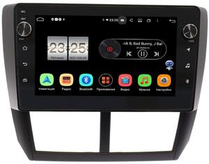 Штатная магнитола Subaru Forester, Impreza 2008-2014 LeTrun BPX609-9080 на Android 10 (4/64, DSP, IPS, с голосовым ассистентом, с крутилками)