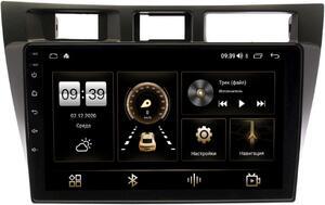 Штатная магнитола LeTrun 4166-9182 для Toyota Mark II IX (X110), Verossa 2000-2007 на Android 10 (4G-SIM, 3/32, DSP, QLed)