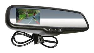 Зеркало заднего вида со встроенным монитором Incar VDR-TY-05