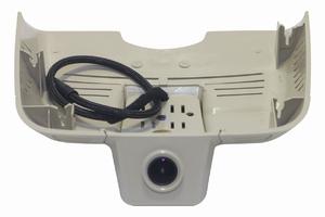 Видеорегистратор в штатное место RedPower DVR-MBE-N кремовый для Mercedes E-klasse