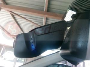 Видеорегистратор в штатное место RedPower DVR-VT-N для Volkswagen Touareg 2011+