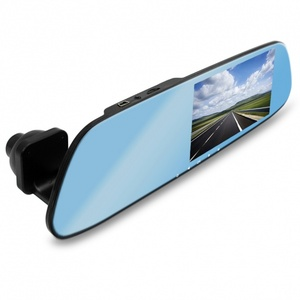 Видеорегистратор в зеркале заднего вида Dunobil Spiegel Vita (2-е камеры)