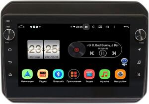 Штатная магнитола LeTrun BPX609-9168 для Suzuki Ignis III 2016-2020 на Android 10 (4/64, DSP, IPS, с голосовым ассистентом, с крутилками)