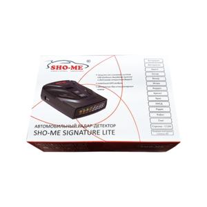 Sho-Me Signature Lite