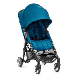 Коляска Baby Jogger City Mini Zip Teal + бампер