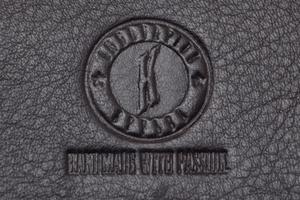 Бумажник Klondike Claim, коричневый, 12х2х10 см