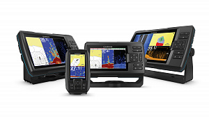 Эхолот Garmin STRIKER Plus 7cv с датчиком GT20-TM
