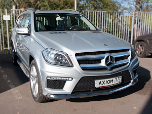 Axiom Premium Mercedes ML/GL Edition