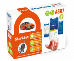 Автосигнализация StarLine AS97 2SIM LTE GPS