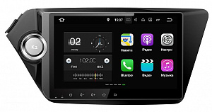 Штатная магнитола FarCar s130+ для KIA Rio на Android 7.1 (W106BS)