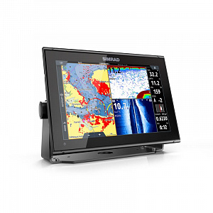 Simrad GO12 XSE with TotalScan Transducer